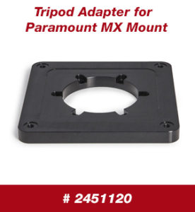 Baader Tripod Adapter for Paramount MX Mounts