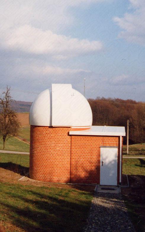 Planetarium in Kalletal