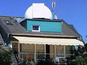 Baader Planetarium Kuppel nähe Hannover