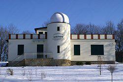 Baader Kuppel für Observatorium in Wempe