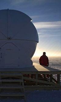 Baader - Dome Concordia - Forschungsstation in der Antarktis