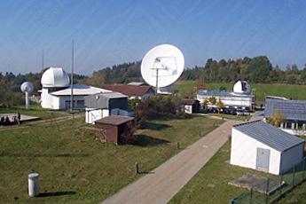 2 Baader Domes beim Bundesamt für Kartografie (BKG)