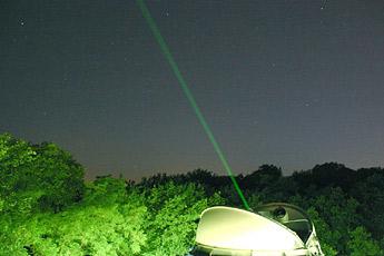 Baader Dome für Satelliten Laserranging (SLR) Station GFZ Potsdam
