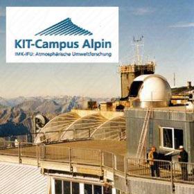 Baader Observatorium auf der Zugspitze für KIT Campus Alpin