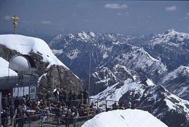 Universum beobachten von der Zugspitze mit Baader Observatorium