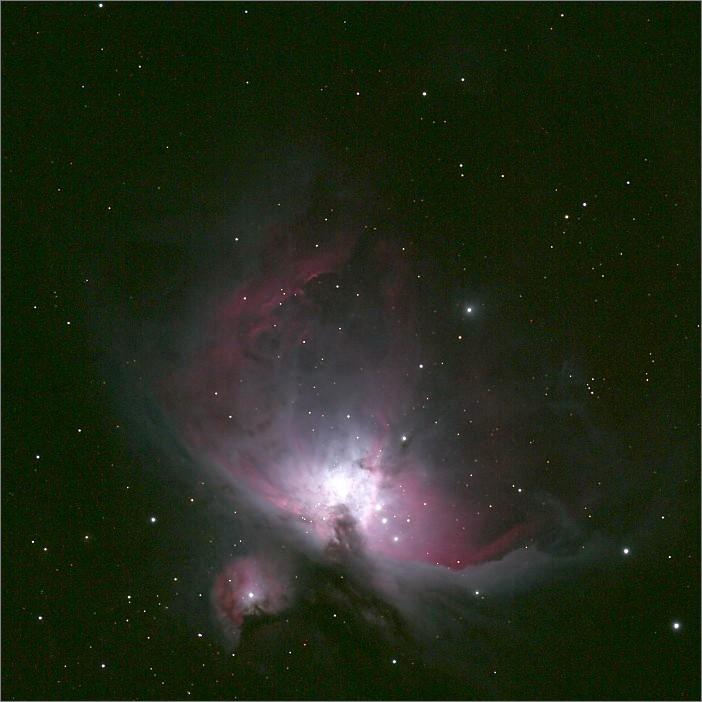 Astro Fotografie Messier M42