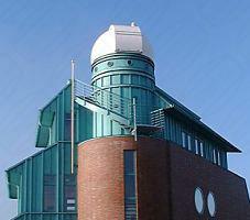 Baader Planetarium Sternwarte Kuppel für Forschung und Schullandheim