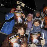 Kinder Schülerakademie in der Kuppel