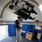 Sternwarte Namibia von Innen + Instrumentarium
