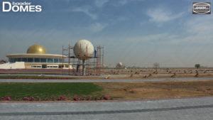 Sharjah Astro Center bei Dubai