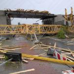 tornado-Baukran