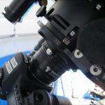 """Fotografische Beobachtungen mit einem 0.8fach Reducer von TeleVue am CDK 17"""""""
