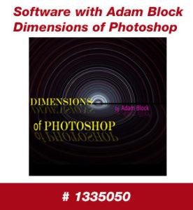 Dimensions of Photoshop mit Adam Block: