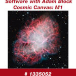 Cosmic Canvas: M1