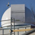 Bilderbericht zu 2.6m Baader Classic Dome (ECO-version) Privatsternwarte