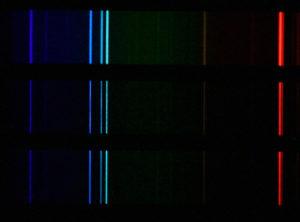 Spektrum M42 zur Grafik links