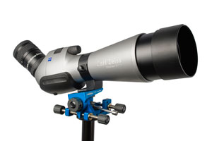 Without Barlow eyepiece also fits many spotting scopes