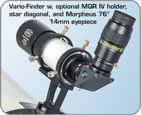 Vario Finder mit MQR IV Holder