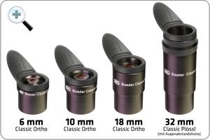 Q-Turret Eyepiece Series with Revolver