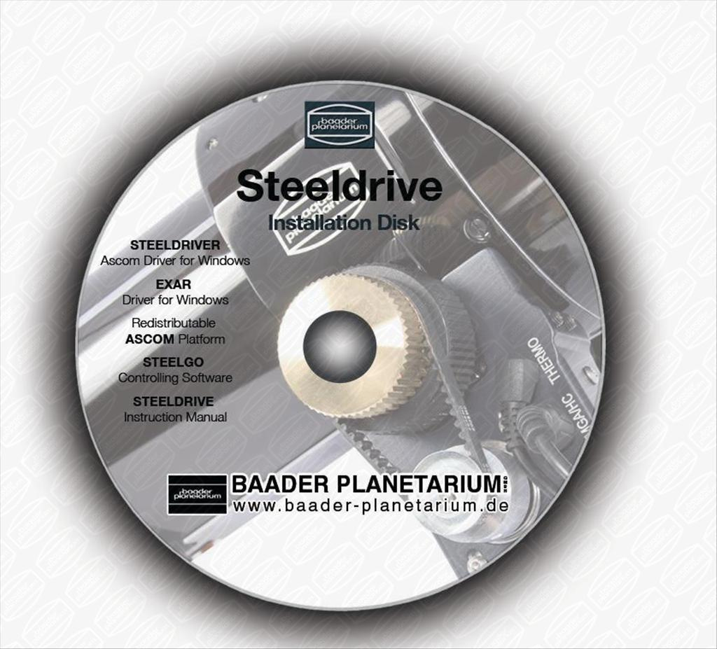 Steeldrive Software