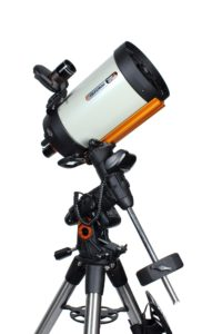 Celestron EdgeHD Optik auf Advanced VX Montierung