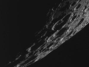 boussingault Mondkrater Astroaufnahme