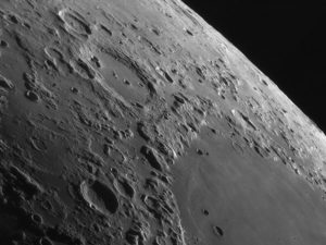 cleomedes Mondbilder Astrofotografie