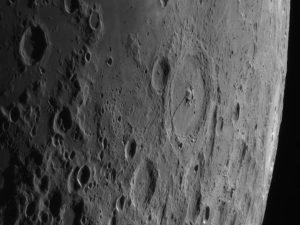 petavius+humbold Mondkrater Fotografie Aufnahme