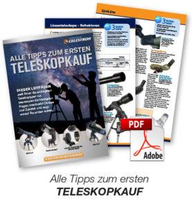 Alle Tipps zum ersten Teleskopkauf