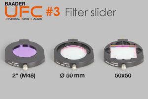 Baader Universal Filter Changer (UFC): The UFC Filter Slider (Part 3)