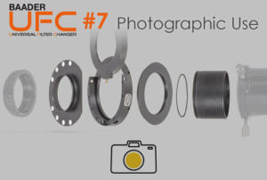 Baader Universal Filter Changer (UFC): Simple photographic use example (Part 7)