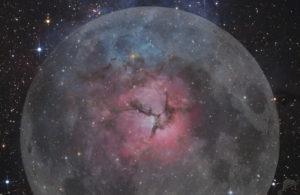 Messier 20 - der Trifidnebel