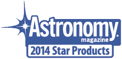 Astronomy magazine - 2014 Star Product - Optec