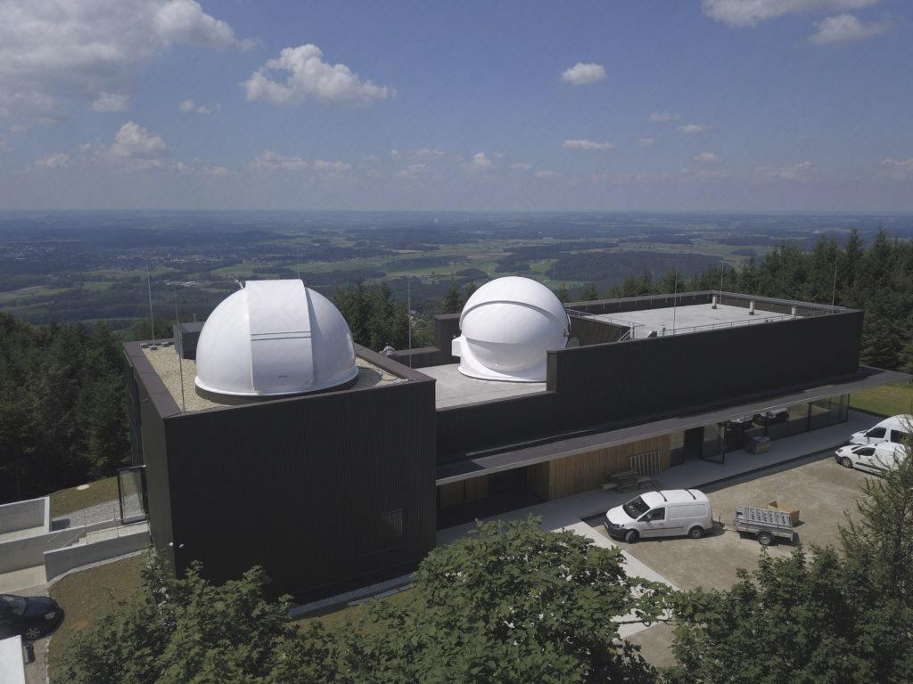 VEGA Sternwarte - Haus der Natur