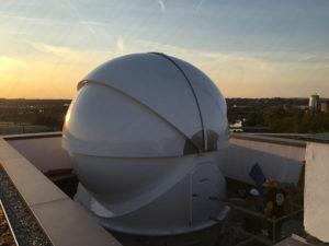 6.5M AllSky for experimenta in Heilbronn, Germany