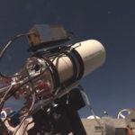 TEC 300 VT: unique instrument for sky surveillance