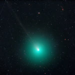 First images of comet 46P/Wirtanen with RASA 8