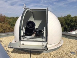 """3.2m Classic (ECO) Dome with CDK 17"""" and GM 3000 HPS for EGN observatory"""