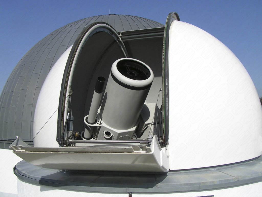 Zeiss Planetarium und Volkssternwarte Drebach