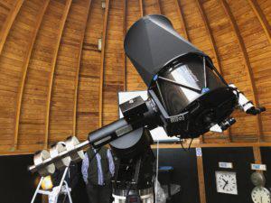 Dahlewitz school and public observatory