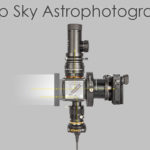 Deep-Sky Fotografie mit dem FlipMirror II Zenitspiegel