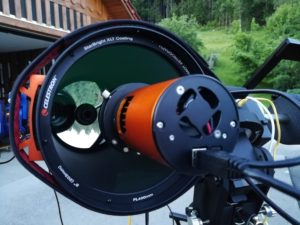 Celestron RASA 8 with ATIK Horizon