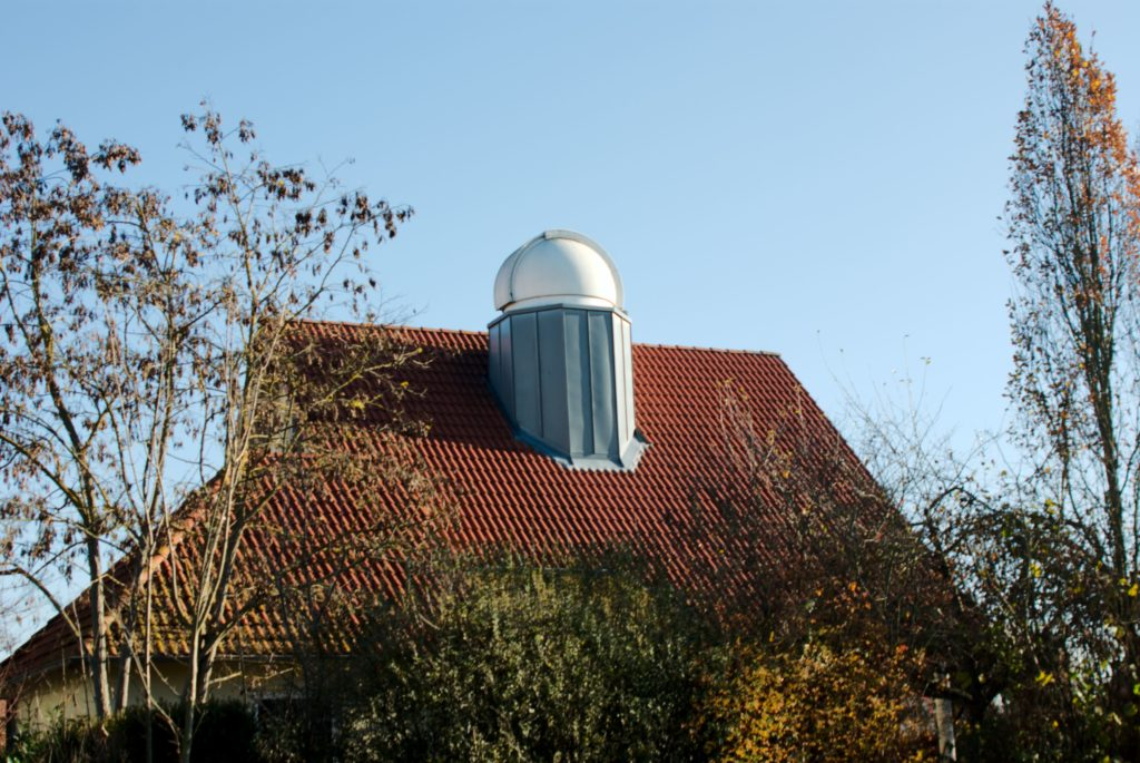 2,1 Meter Classic Dome (Spaltkuppel)