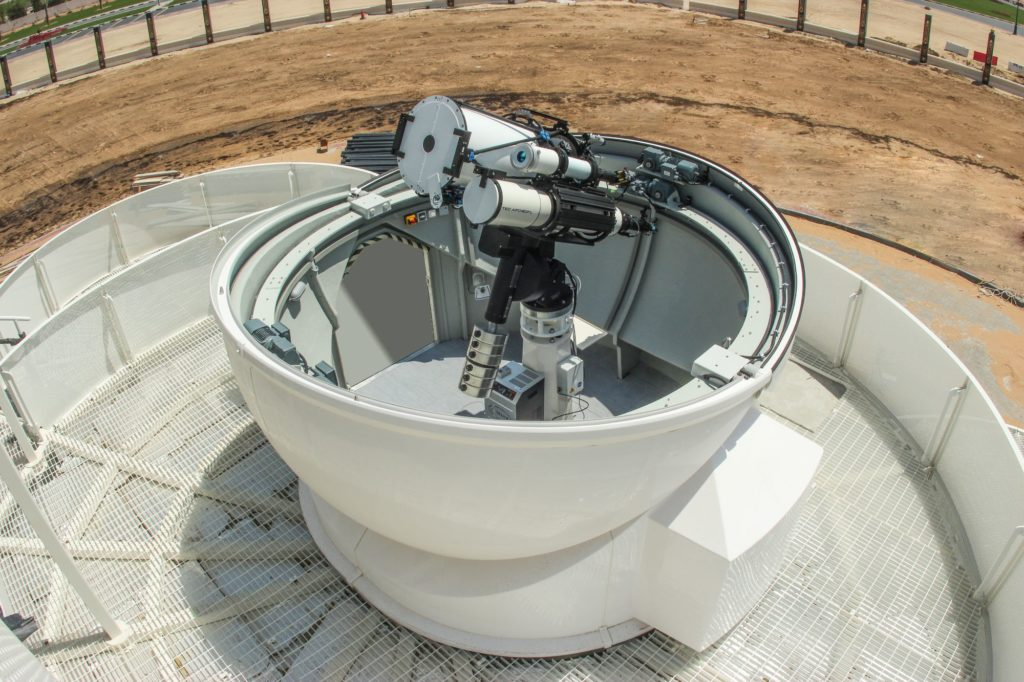 Sharjah Center for Astronomy & Space