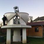 4,5 Meter AllSky Dome (180° Öffnung)