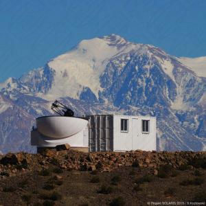 Complejo Astronomico El Leoncito (SOLARIS 4)