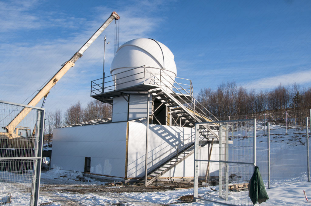 Special Astrophysical Observatory (SAO)