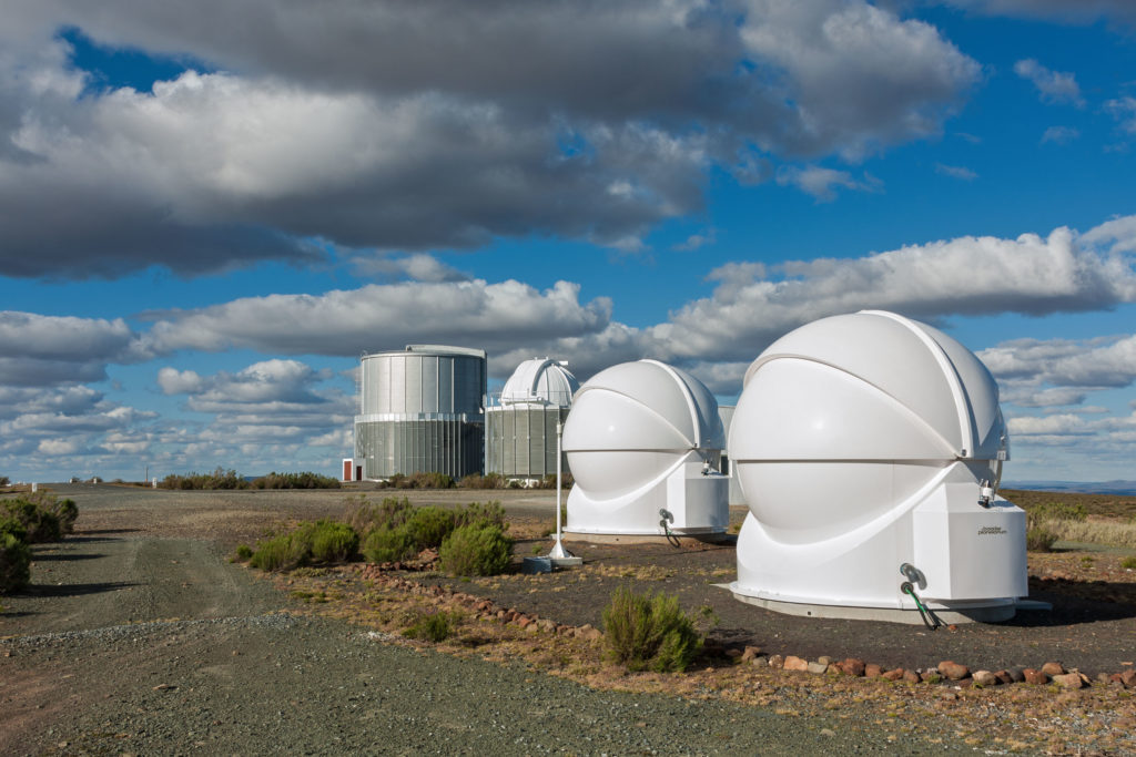 South African Astronomical Observatory (SOLARIS 1 & 2)