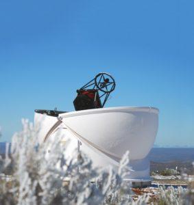 Siding Spring Observatory (Solaris 3)