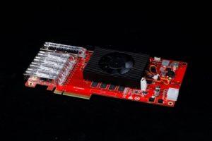 QHYCCD Fiber PCIE Graber Card. Untersützt PCIEX8, Foru 10G Fasereingänge
